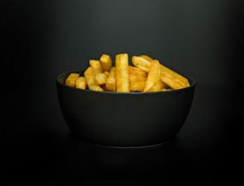 πατάτες τηγανιτές μερίδα